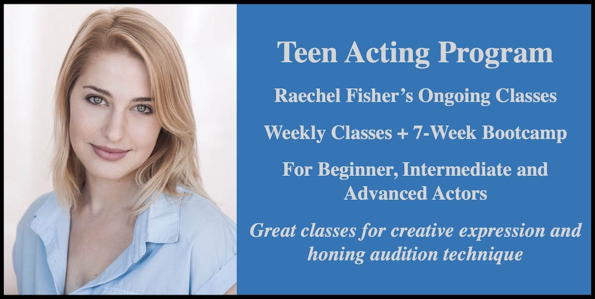 Milne Studio Teen Acting Program